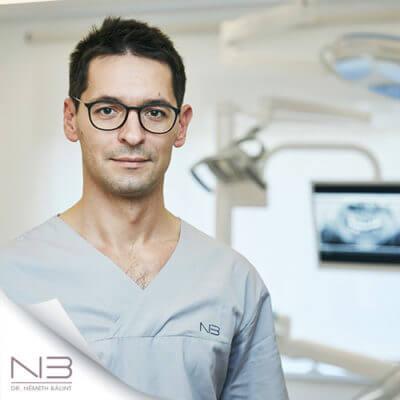 Dr. Németh Bálint - szájsebész Budapesten