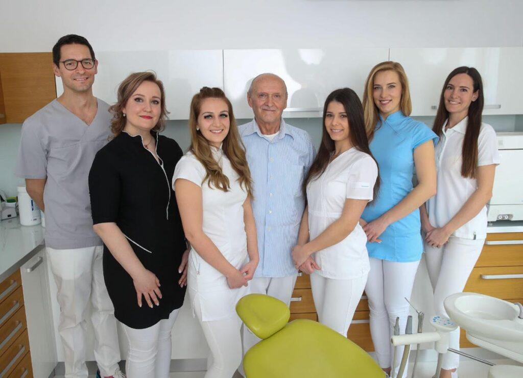 Azonnal terhelhető implantátum Budapest szívében, Dr. Németh Bálint rendelőjében.